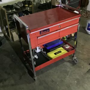 Snap On Tool Cart Filled WTH Brand New Tools for Sale in Westminster, CO