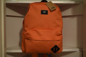 NEW W TAGS VANS BACKPACK SHIPPING for Sale in Fitchburg, MA