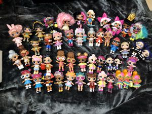 Lot of lol surprise dolls - read description for prices for Sale in Aspen Hill, MD