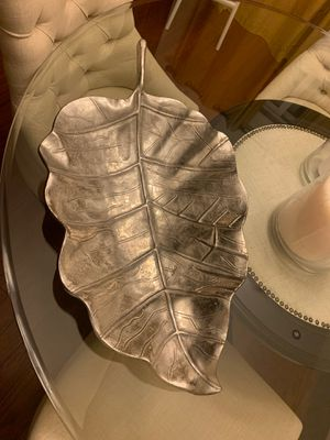 Leaf home decor for Sale in Elkridge, MD
