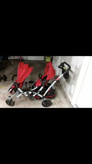 Contours Double Stroller for Sale in Pottstown, PA