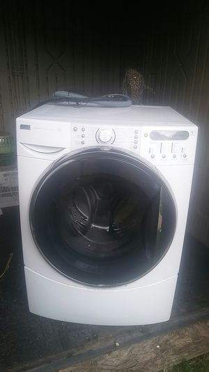 Kenmore hi efficiency washer for Sale in Salt Lake City, UT