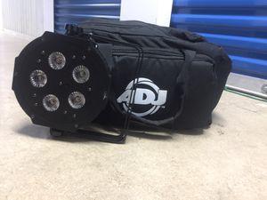 ADJ Mega Tri Par Plus LED 4 pack for Sale in Frederick, MD