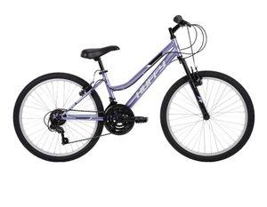 """Huffy 24"""" Rock Creek Girls Mountain Bike for Women for Sale in Flat Rock, MI"""