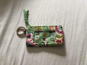 Vera Bradley small wallet with ID holder for Sale in Miami, FL