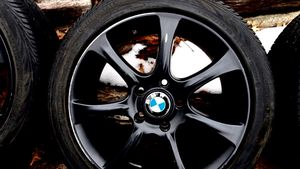 BMW Original Equipment LIKE NEW Rims 4 w/tires for Sale in Cleveland, OH