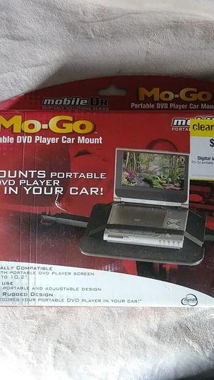 Dvd portable car mount for Sale in Keizer, OR