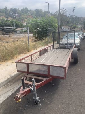 Trailer 5'x14' for Sale in Los Angeles, CA