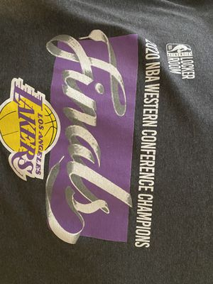 Lakers finals xl for Sale in Paramount, CA