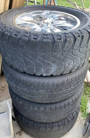 Two sets of RIMS/TIRES for sale $350 per set or best offer for Sale in Dallas, TX