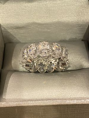 Sterling Silver Engagement/Promise / Wedding Ring for Sale in Los Angeles, CA