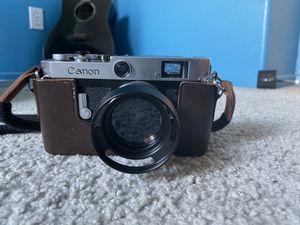 Canon P Rangerfinder Film Camera for Sale in Chula Vista, CA