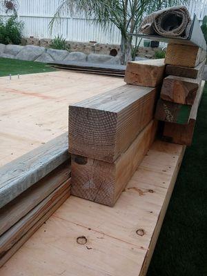 6x6x10 lumber for Sale in Menifee, CA