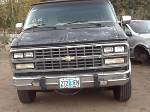 94 Chevy van [SELLING PARTS ONLY] for Sale in Portland, OR