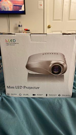 mini Led Projector for Sale in Alexandria, VA