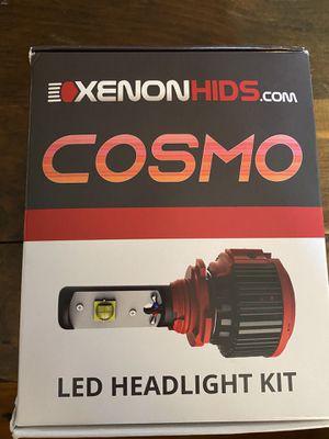 Led headlight kit new in box for Sale in North Smithfield, RI