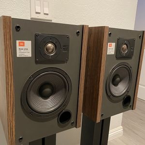 JBL J216A Book Shelf Speakers Vintage for Sale in City of Industry, CA