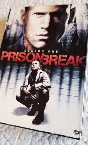 Complete Season 1 Set of Prison Break for Sale in Chula Vista, CA