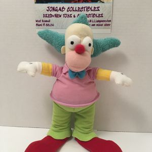 """The Simpsons Krusty The Clown (12"""") for Sale in Miami, FL"""