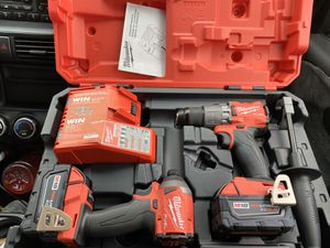 M18 fuel impact and hammer drill combo for Sale in Nazareth, PA