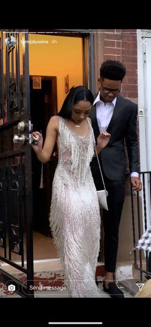 Breaded prom dress for Sale in Philadelphia, PA