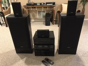 Pioneer Complete Stereo System for Sale in Gaithersburg, MD