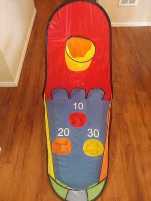 Hoop toy for kids + Inflatable play area for Sale in Hillsboro, OR