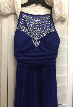 Blue Long dress for teens for Sale in FL, US