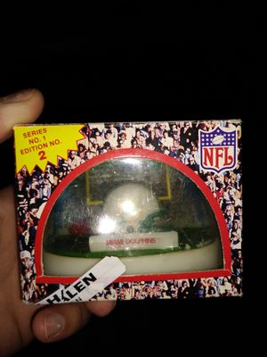 Dolphins collectible for Sale in Lewisburg, PA