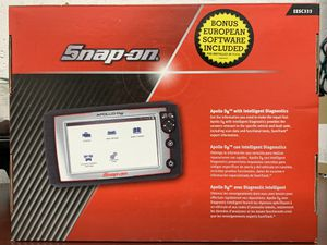 Snap-on Apollo D8 Latest Update 19.4 with Domestic Asian Euro Diagnostic scanner for Sale in Hollywood, FL