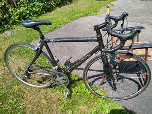 Leopard carbon fiber road bike, Shimano ultegra, 53cm for Sale in Brookline, MA