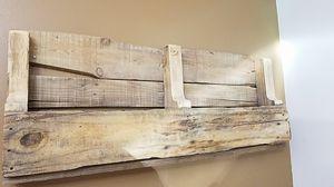 Rustic handmade wine rack for Sale in Homestead, FL