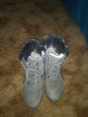 Gray Boots for Sale in Hublersburg, PA