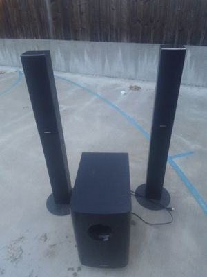 Onkyo speaker system for Sale in Castro Valley, CA