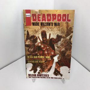 Deadpool Comic Book for Sale in Glendale, CA