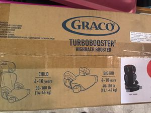 Booster car seat for Sale in Columbus, OH