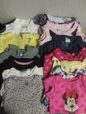26 Pieces of clothing for girls Size 18-24 months for Sale in Tacoma, WA