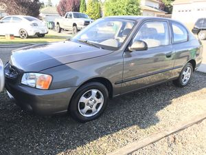 2002 Hyundai Accent for Sale in Stanwood, WA