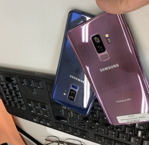 Samsung S9 plus unlocked any carrier excellent condition 30 days WARRANTY price $350 for Sale in Tampa, FL