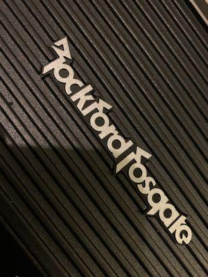 Rockfordfosgate Prime R1200-1D for Sale in Auburn, WA