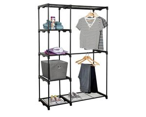 "New 46"" free-standing closet organizer shelf for Sale in Henderson, NV"