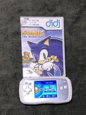 Didj custom learning gaming device for Sale in Naperville, IL