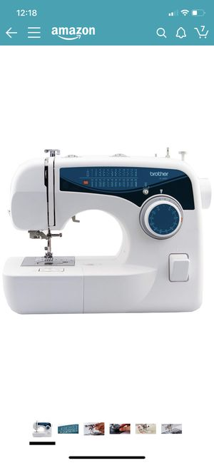 Brother XL2600I Sew Advance Sew 25-Stitch Free-Arm Sewing Machine for Sale in Tacoma, WA