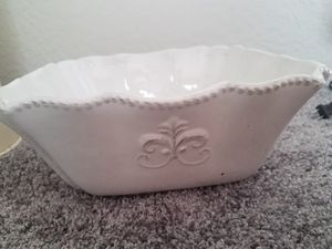 Anthropologie bowl for Sale in Laveen Village, AZ