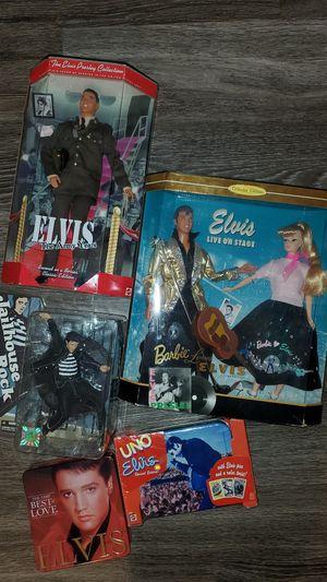 Elvis Collectibles Bundle for Sale in Garden Grove, CA