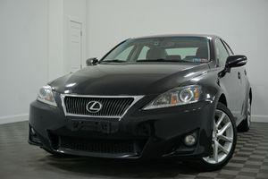 2011 Lexus IS 250 for Sale in Philadelphia , PA