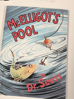 McElligot's Pool By Dr. Seuss (Near mint) for Sale in Chicago Heights,  IL