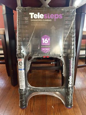 Telesteps Military/Tactical Ladder 1600ET for Sale in New York, NY