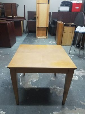 Size table $20 (good condition) for Sale in Houston, TX