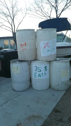 PLASTIC STORAGE CONTAINER for Sale in North Las Vegas, NV